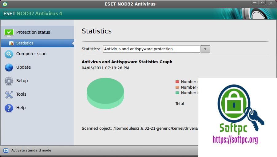 ESET NOD32 Antivirus 12.2.30.0 Crack With License Key Full Free Download