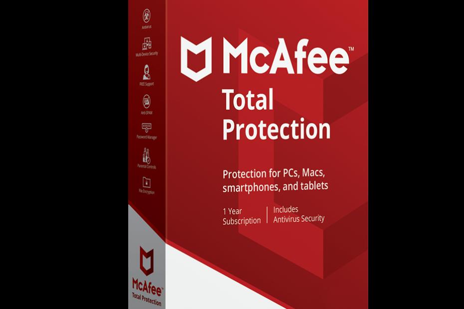 McAfee Total Protection Keygen