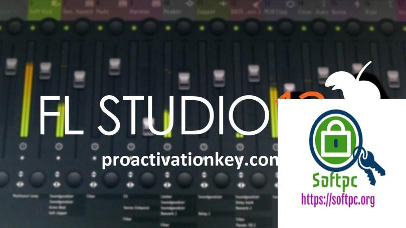 FL Studio 12 Crack + Updated Key Full Version FREE Download