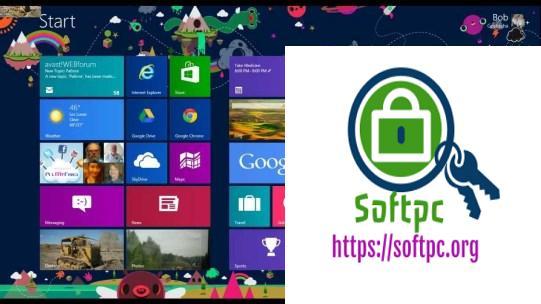 Windows 8.1 Crack + Activation Key {Torrent}Full Download 2020