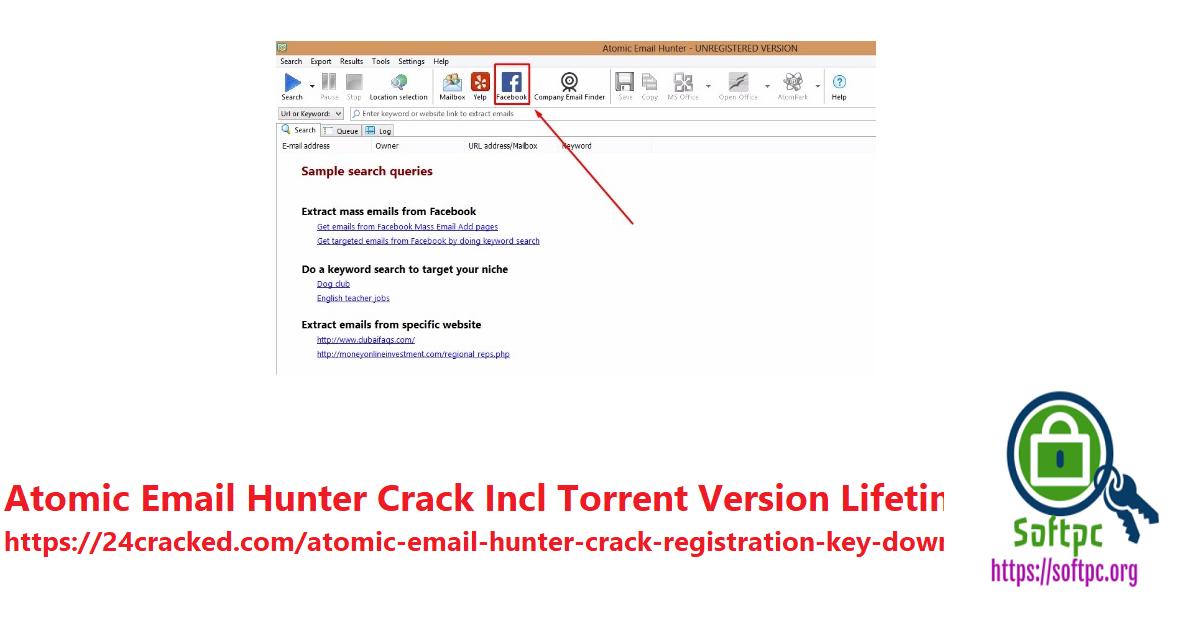Atomic Email Hunter Crack Incl Torrent Version Lifetime
