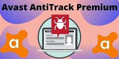 Avast Anti Track Premium Crack