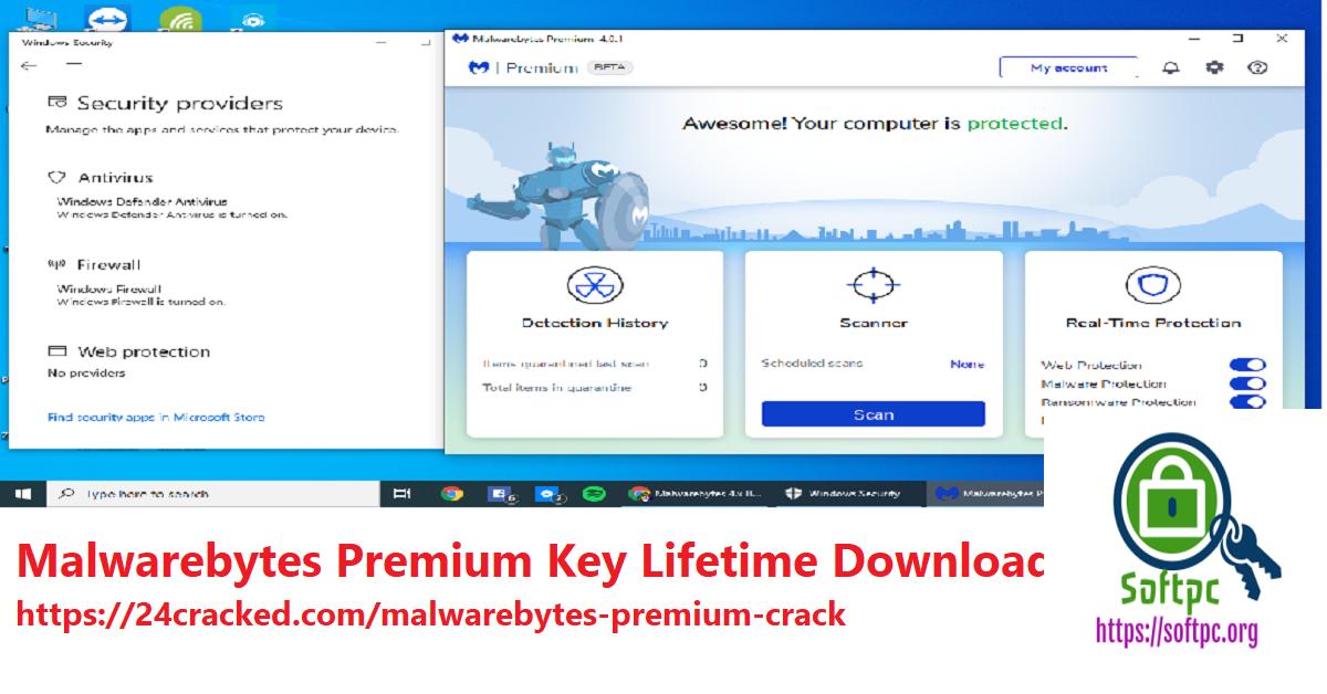 Malwarebytes Premium Key Lifetime Download