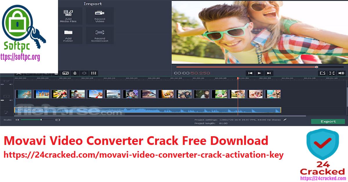 Movavi Video Converter Crack Free Download