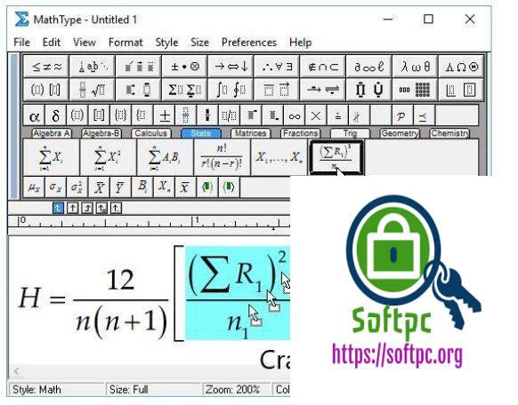 MathType 7.4.4 Crack + Keygen Full Free Download 2020