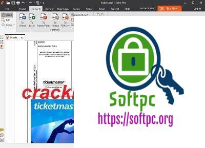Nitro Pro 11 Free Download With Crack 64 bit