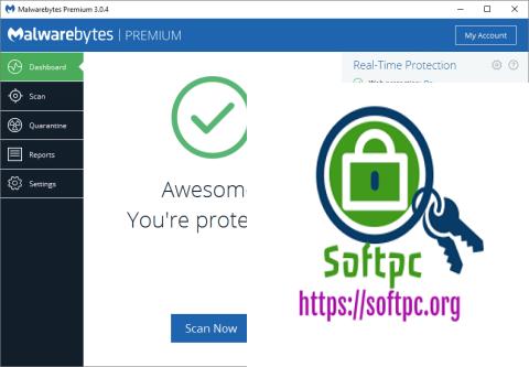 Malwarebytes 4.1.1.167 Crack + Serial Key 2020 Download