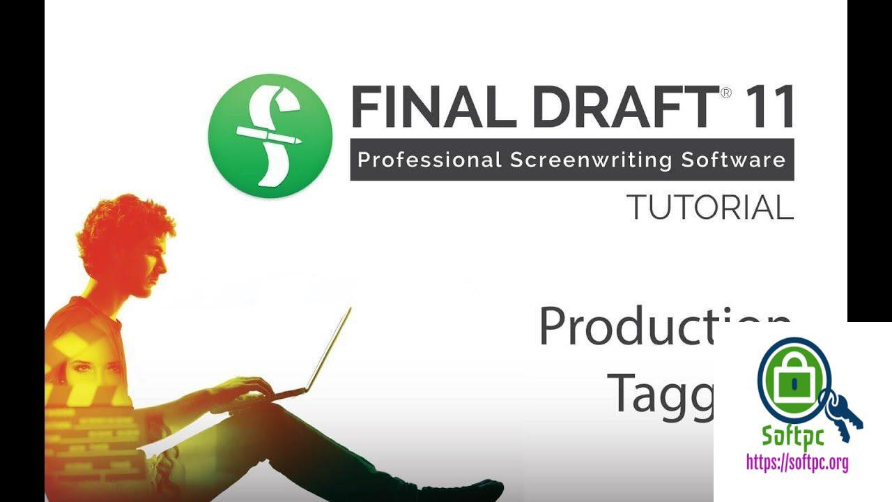 Final Draft 11 Quick Start | Final Draft®