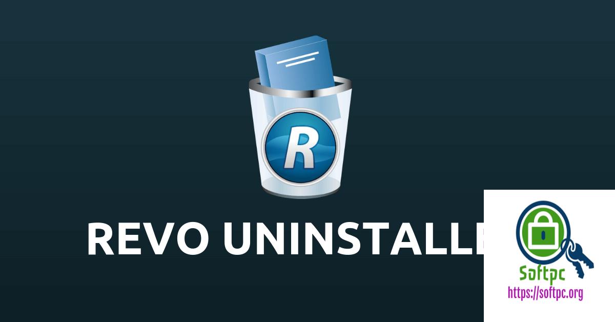 Uninstall Software, Remove programs easily - Revo Uninstaller Pro